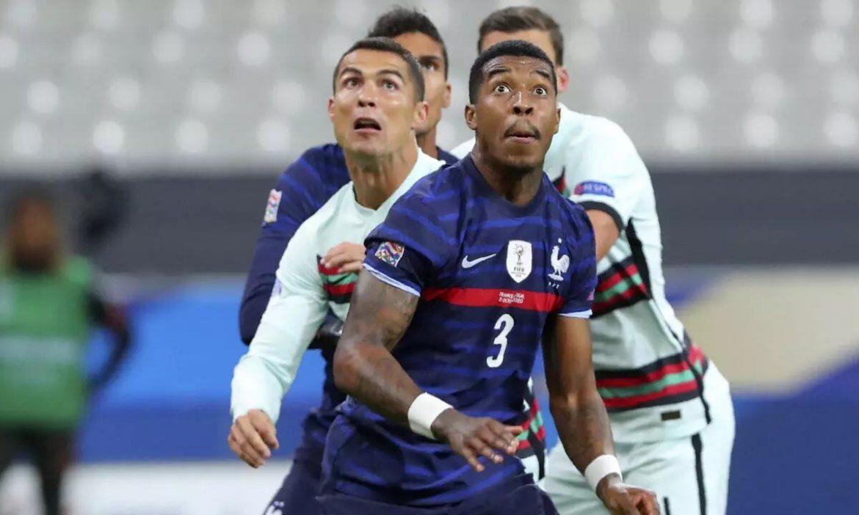 Portugal – Prancis: Naik atau turun