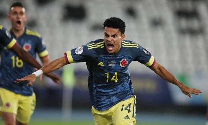 Brasil 2-1 Kolombia (babak kedua): Skor Casemiro