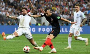 Inggris – Kroasia: Balas dendam kekalahan?