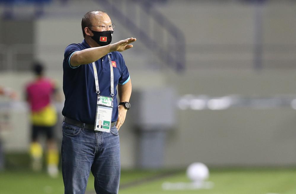 Pelatih Park dilarang menghubungi tim di pertandingan UEA
