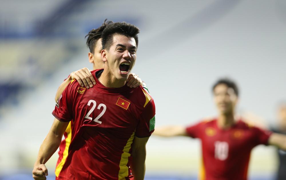 Nguyen Tien Linh: 'Saya ingin menyentuh bola'