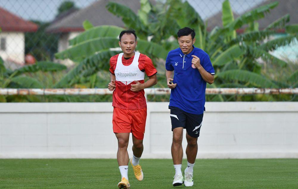 Trong Hoang, Ngoc Hai absen dari pertandingan pembukaan Liga Champions AFC