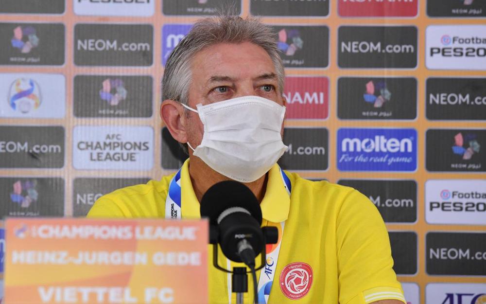 Pelatih Gede: 'Viettel melihat peluang di Liga Champions AFC'