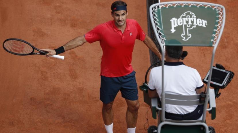 Federer: 'Cilic dan wasit salah paham dengan saya'