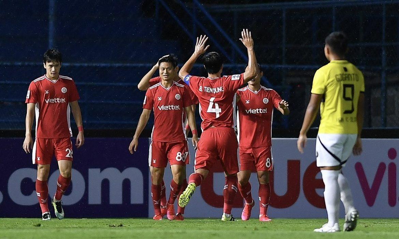 Viettel menang 5-0 di Liga Champions AFC