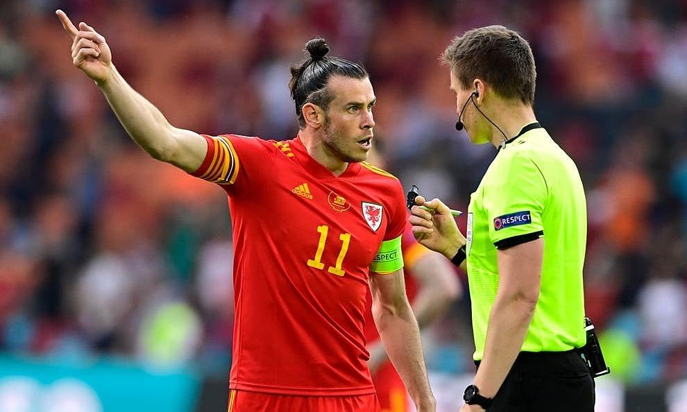 Bale: 'Wasit dipengaruhi oleh penonton'