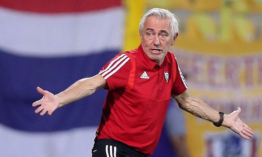 Van Marwijk: 'UEA seharusnya mencetak lima atau enam gol melawan Thailand'