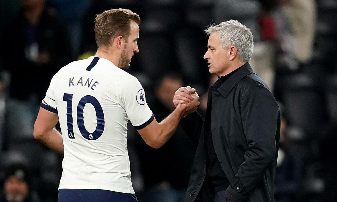 Mourinho: 'Kegagalan di Tottenham akan memberi Kane lebih banyak motivasi'