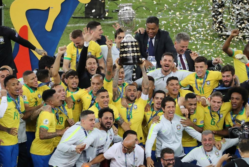 Brasil memiliki 13 hari untuk mempersiapkan diri menjadi tuan rumah Copa America