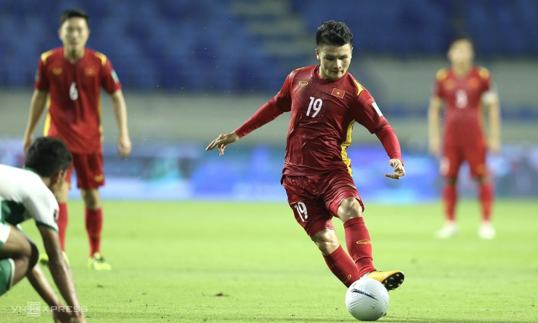 Tim Vietnam dan posisi terdepan sepak bola Asia Tenggara