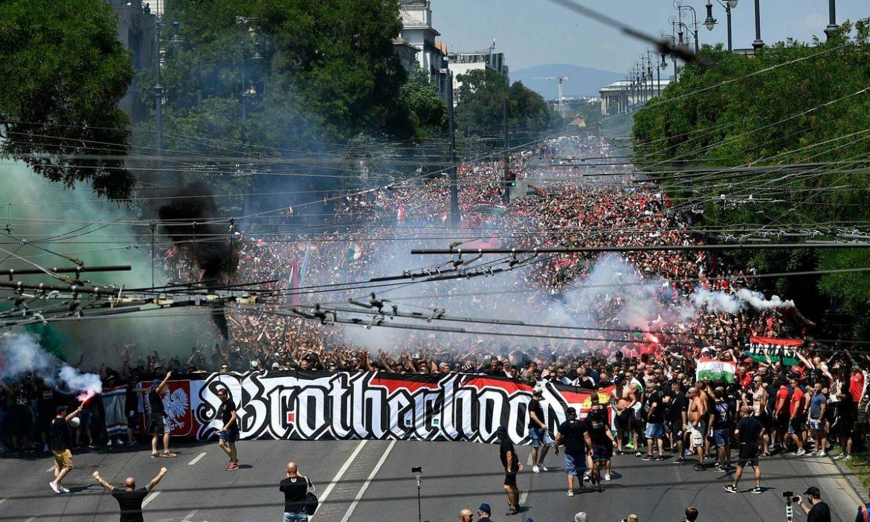 Hungaria vs Prancis langsung