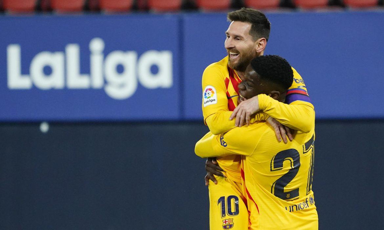 Rekan setimnya akan dipotong gajinya jika Messi bertahan di Barca