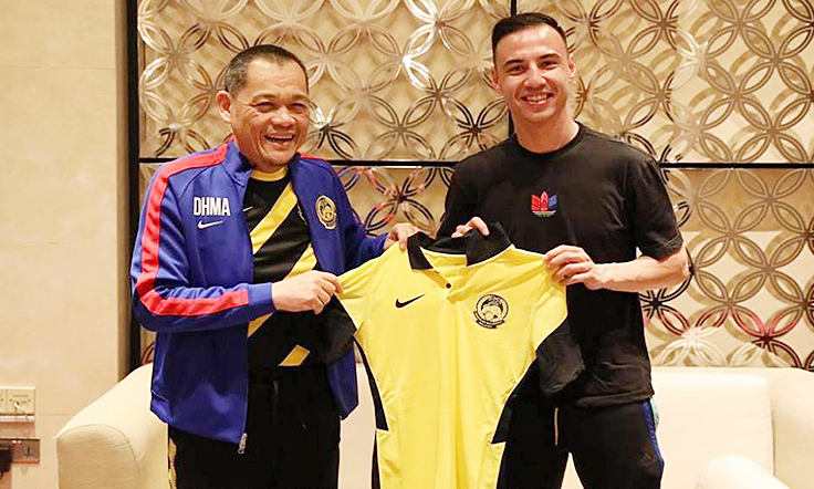 Malaysia menaruh harapan pada pemain Liga Champions