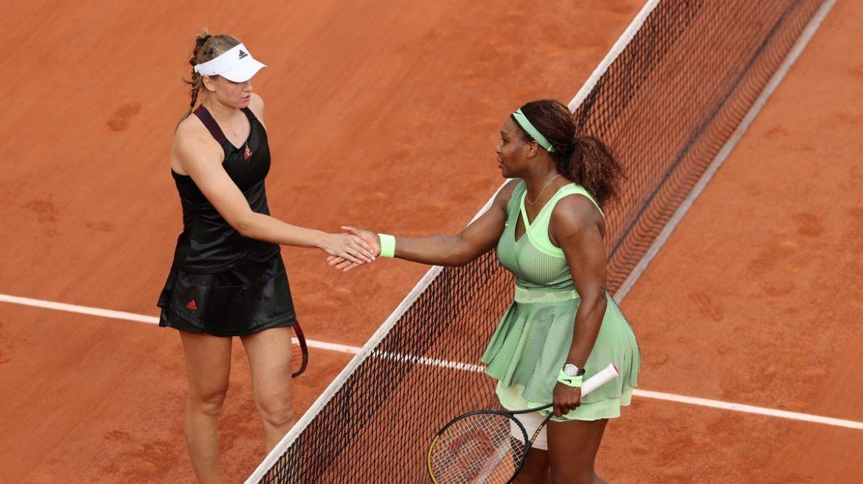 Serena Williams kalah dari petenis berusia 21 tahun di Roland Garros