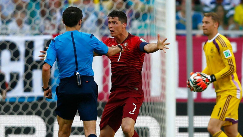 Ronaldo belum pernah mencetak gol ke gawang Jerman