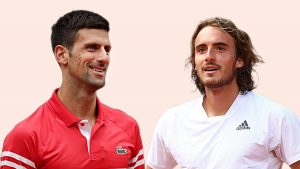 Final Roland Garros Langsung: Djokovic vs Tsitsipas