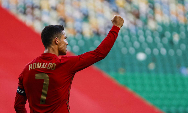 Ronaldo: 'Saya masih ingin memenangkan Euro lebih dari sebelumnya'