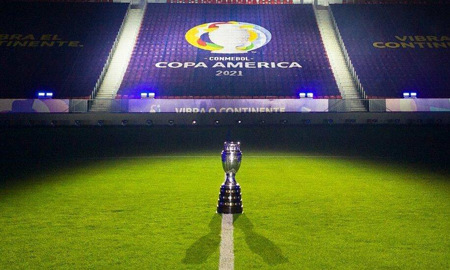 Copa America 2021 dibuka malam ini