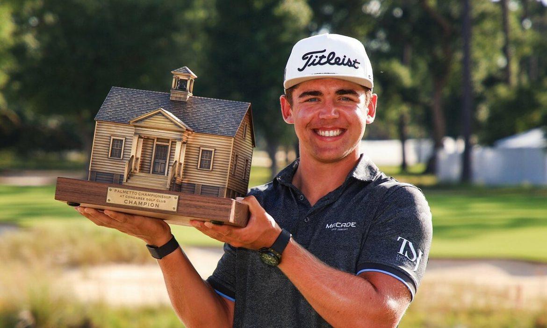 PGA Tour menambah juara dari Afrika Selatan