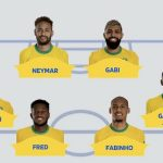 Brasil – Peru: Tite bermain dengan empat striker