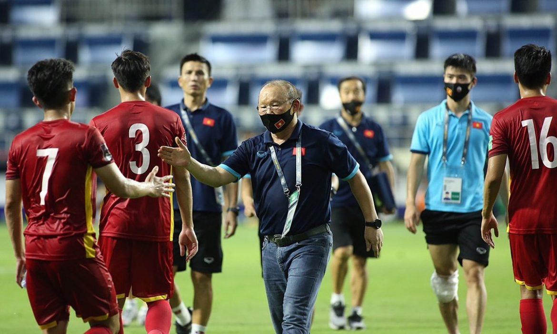Coach Park: 'Saya ingin para pemain tampil keren saat melawan Malaysia'