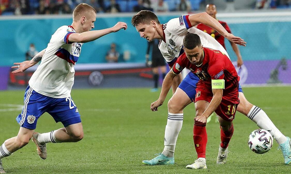 Hazard: 'Saya tidak bisa bermain seperti sebelumnya'