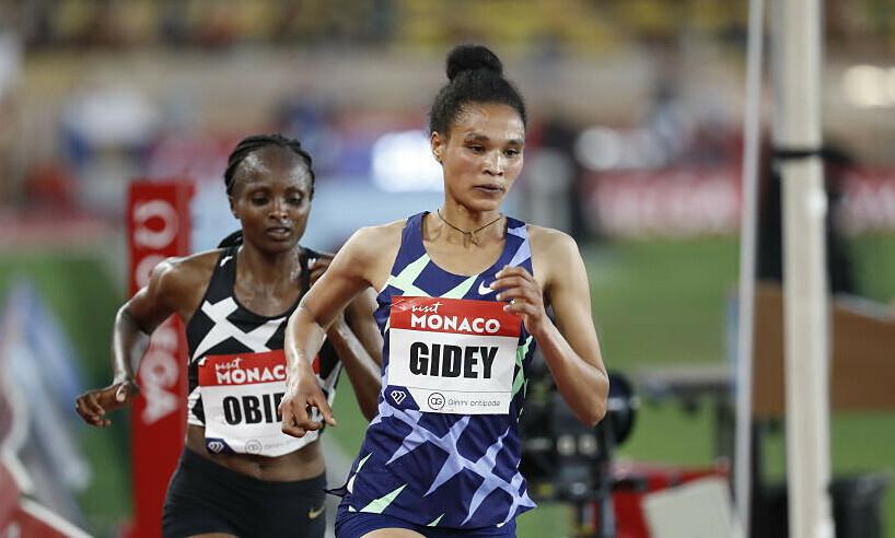 Rekor dunia 10.000m putri dipecahkan setelah 54 jam