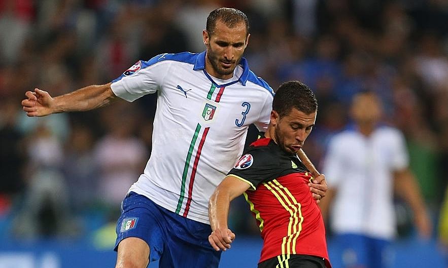 Tentukan empat pasang perempat final Euro 2021 tứ