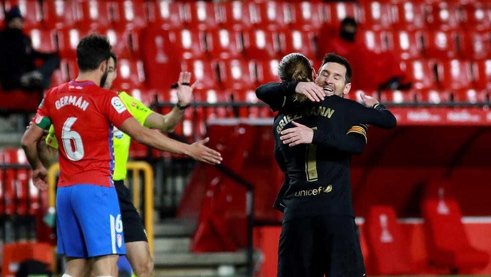 Griezmann: 'Anda memberi saya melon, Messi berubah menjadi kaviar'