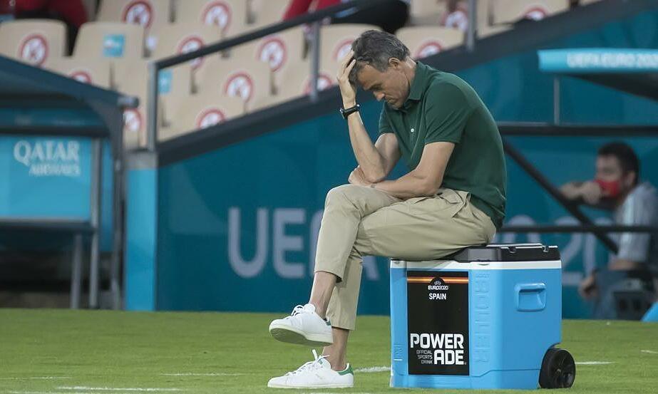 Luis Enrique: 'Spanyol tidak berusaha cukup keras untuk mengalahkan Polandia'