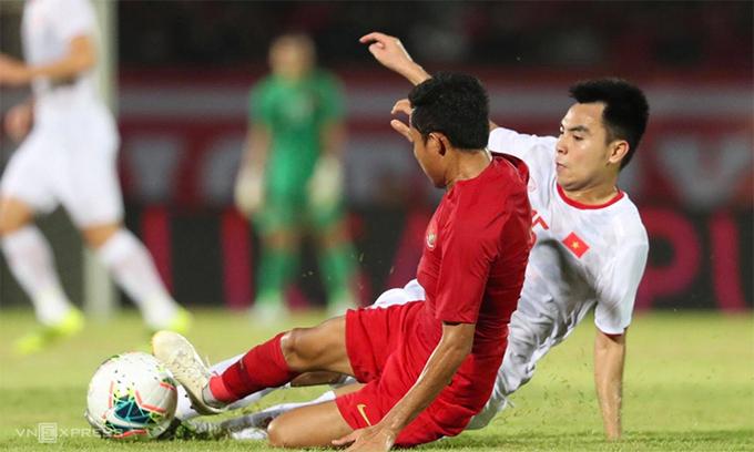 Pelatih Malaysia: 'Indonesia setidaknya imbang dengan Vietnam'