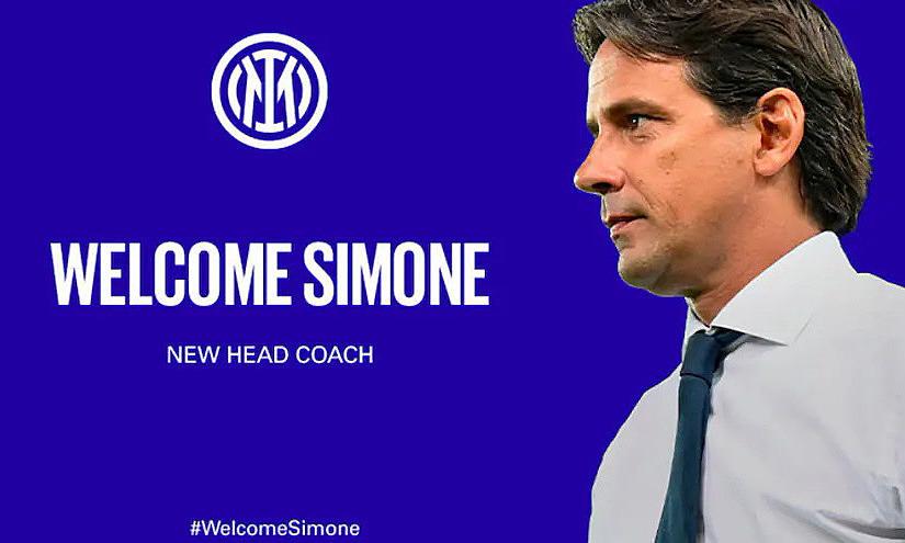 Simone Inzaghi sebagai pelatih Inter