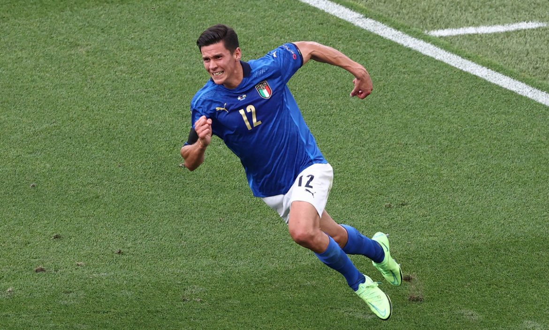 Italia mencapai hasil yang belum pernah terjadi sebelumnya di Euro