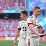 De Bruyne membantu Belgia menang mundur