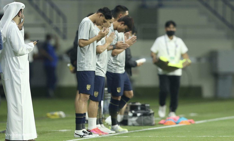 Thailand vs Indonesia langsung: Narubadin membuka skor