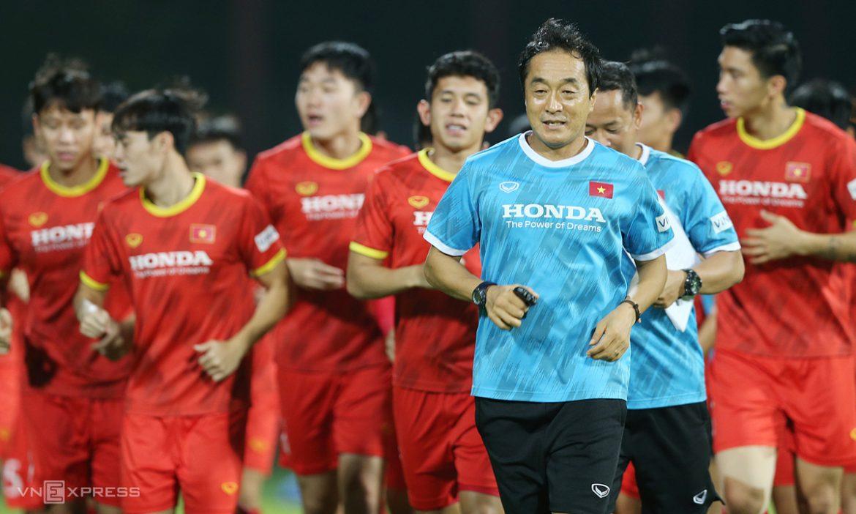 Lee Young-jin – ketika asisten mengirim pasukan