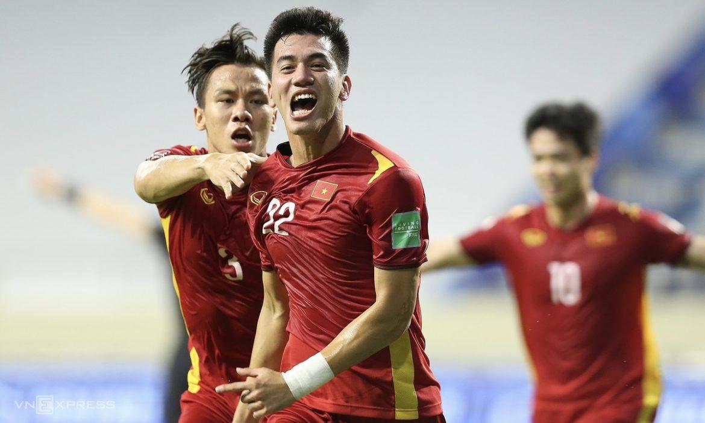 Vietnam memiliki peluang 99,2% untuk mencapai babak kualifikasi final Piala Dunia