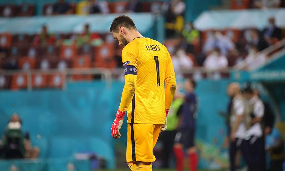 Lloris: 'Prancis terluka karena dua gol di akhir pertandingan'