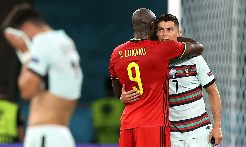 Lukaku menepuk Ronaldo – w88alternatif Sports