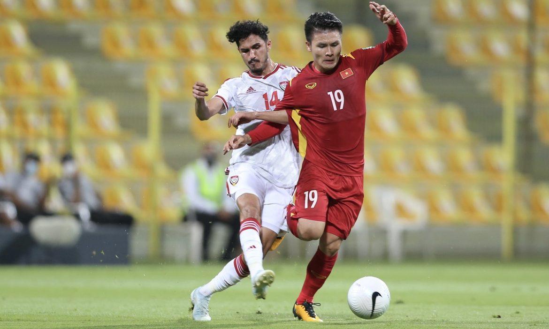 Vietnam memasuki babak kualifikasi final Piala Dunia 2022