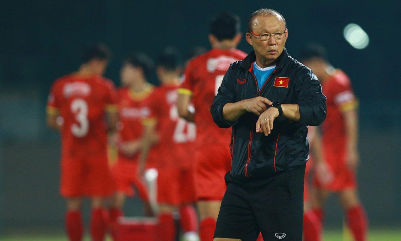Coach Park: 'Vietnam tidak berniat menghindari lawan'