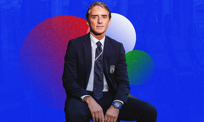Mancini dan nasib yang belum selesai dengan tim Italia