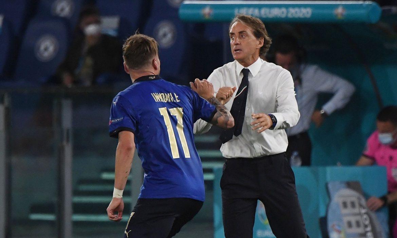 Bagaimana Italia dilahirkan kembali di bawah Mancini
