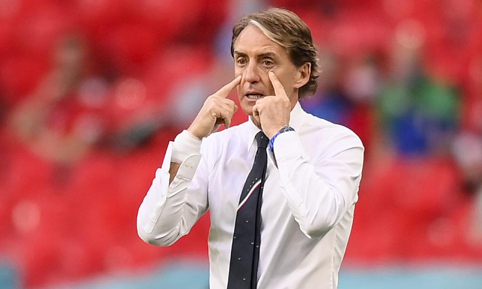 Mancini: 'Bertemu Austria lebih sulit daripada perempat final'