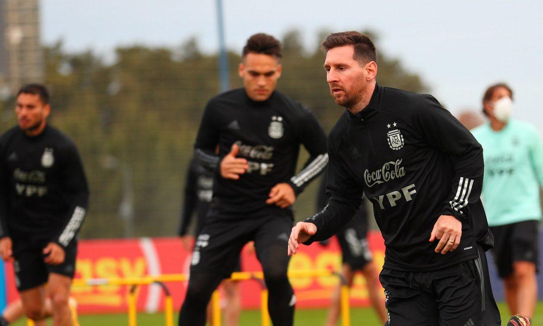 Messi: 'Saatnya Argentina Menangkan Copa America'