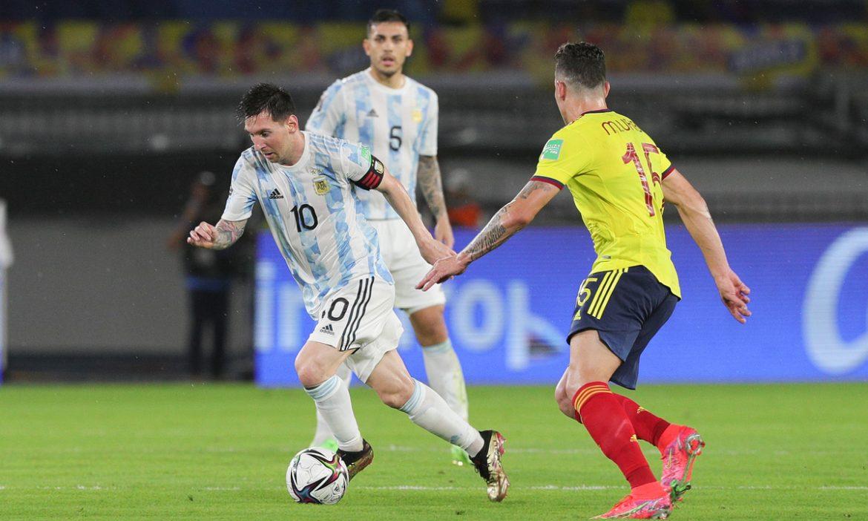 Messi: 'Argentina tidak bergantung pada saya'