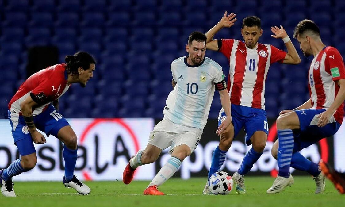 Argentina – Paraguay: Segera memenangkan tiket ke perempat final