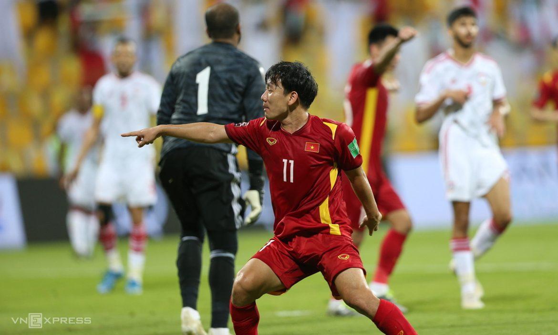 Vietnam memiliki kemungkinan 4,44% untuk berpartisipasi di Piala Dunia