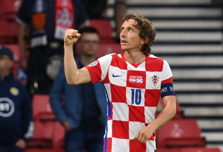 Modric: 'Sama seperti hari ini, Kroasia tidak akan bosan dengan lawan mana pun'