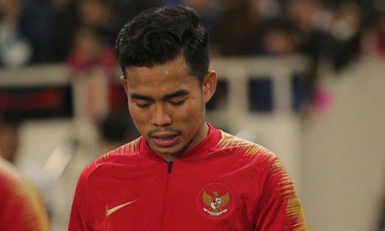 Indonesia menendang pemain yang tidak disiplin